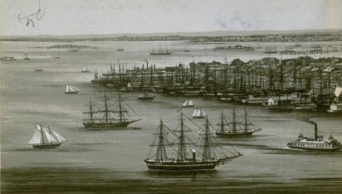 Old New York: Dutch names in New York, with soundfiles