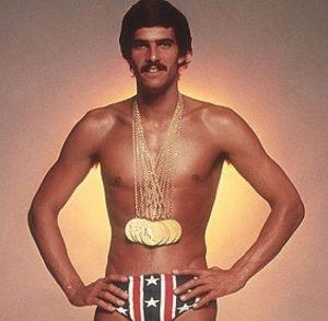 Olympic Champion Mark Spitz