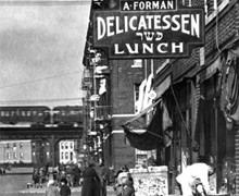 EVENT: BK's Jewish Deli's