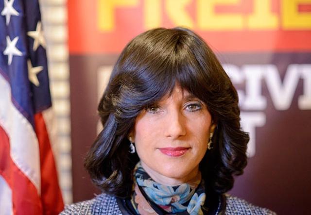 Judge Rachel Freier. (Jordan Rathkopf)